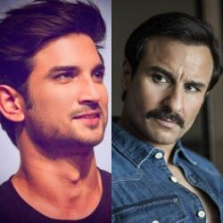 Bollywood star Saif mourns Rajput