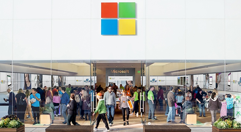 BREAKING: Microsoft is permanently closing nearly all of its retail stores in the US