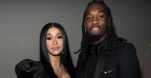 cardi b and offset entertainment