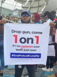Funny ENDSARS placards, Funny ENDSWAT posters and the Benefits of laughter [ 21 Funny Meme Dump]