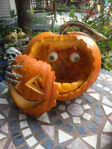 Funny Pumpkin Carvings: Brilliant ideas for Halloween