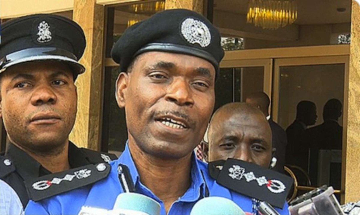 Breaking News on EndSARS: IGP Mohammed Adamu announces the dissolution of SARS and immediate redeployment of officers. Reno Omokri and Apostle Johnson Suleman insist on reforms.