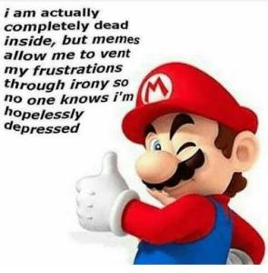 Funny Mario Memes [Funny Pictures and Video]