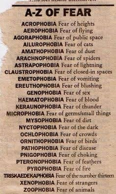 What is the rarest weird phobia in the world?Allodoxaphobia is the most weird phobia. An extremely unique phobia, allodoxaphobia is used to define the anxiety of opinions and viewpoints. The phobia is understood to be linked  previous encounters wherein the sufferer has not been able to properly express their sentiments, or has had their opinion dismissed.