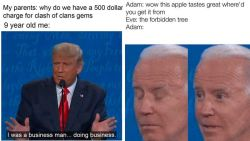 Dank Memes 2020: Biden, Trump, Mute Button, funny meme cats, funny meme dogs, zoom meetings, Looting,  and snl final presidential debate 2020. 38 funny memes.