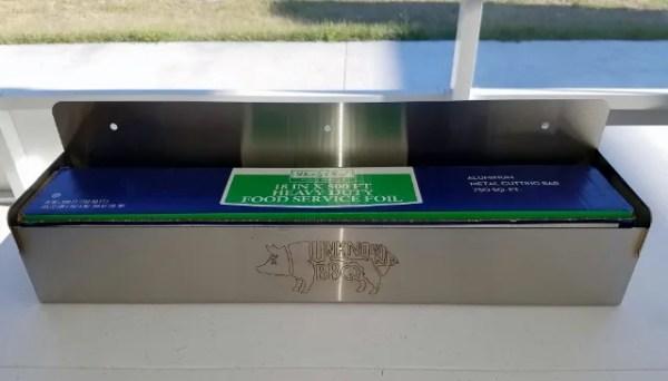 Stainless Steel Foil Dispenser