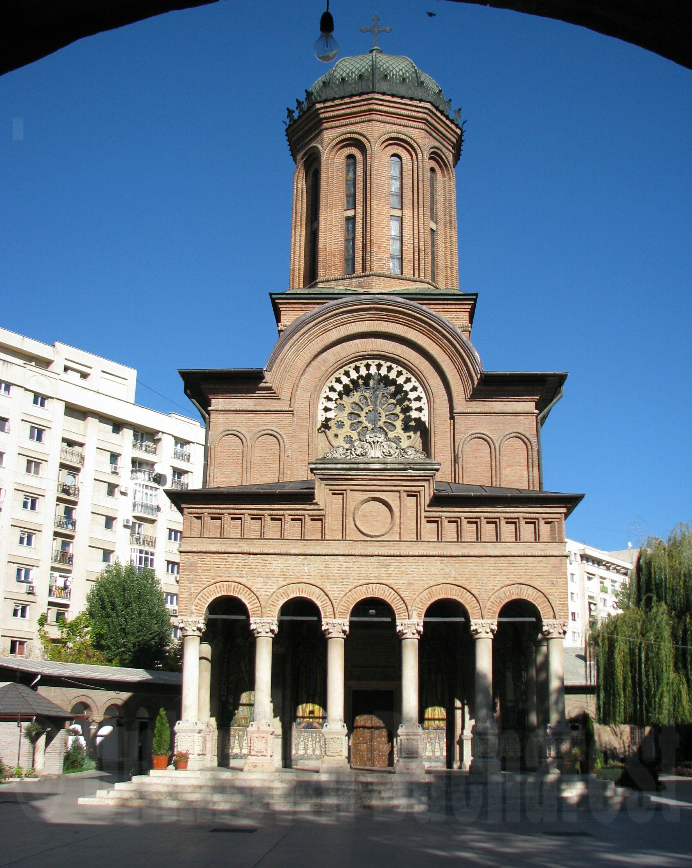 Top 10 Bucharest Churches  Bucharest Uncovered
