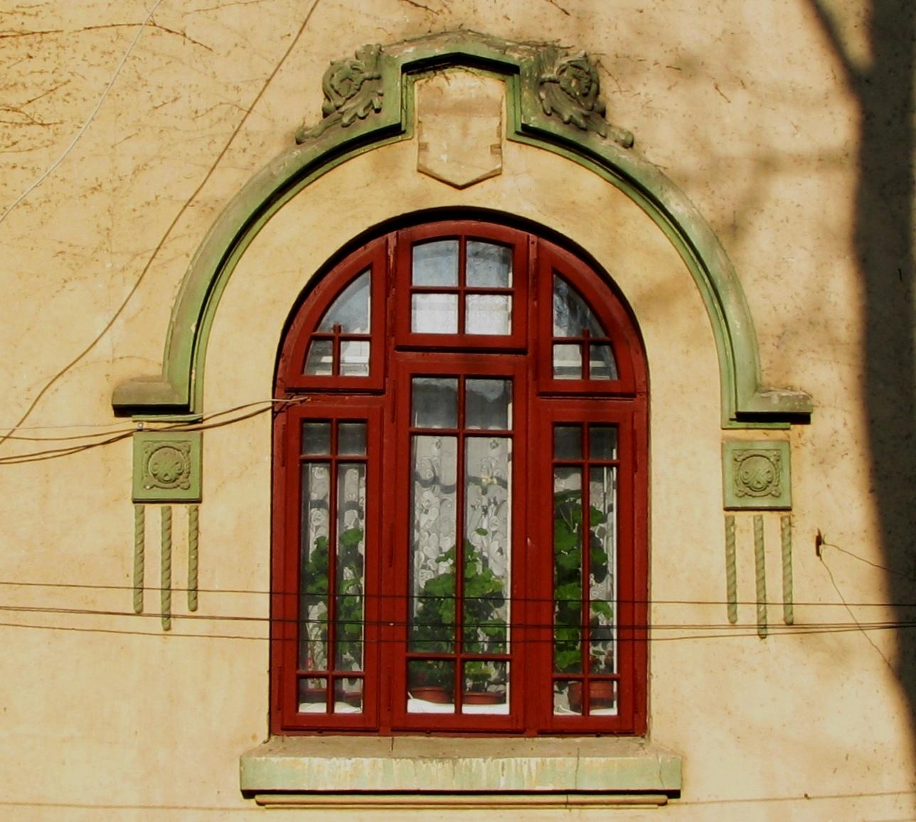 Window Mantuleasa Neighborhood Bucharest Bucharest