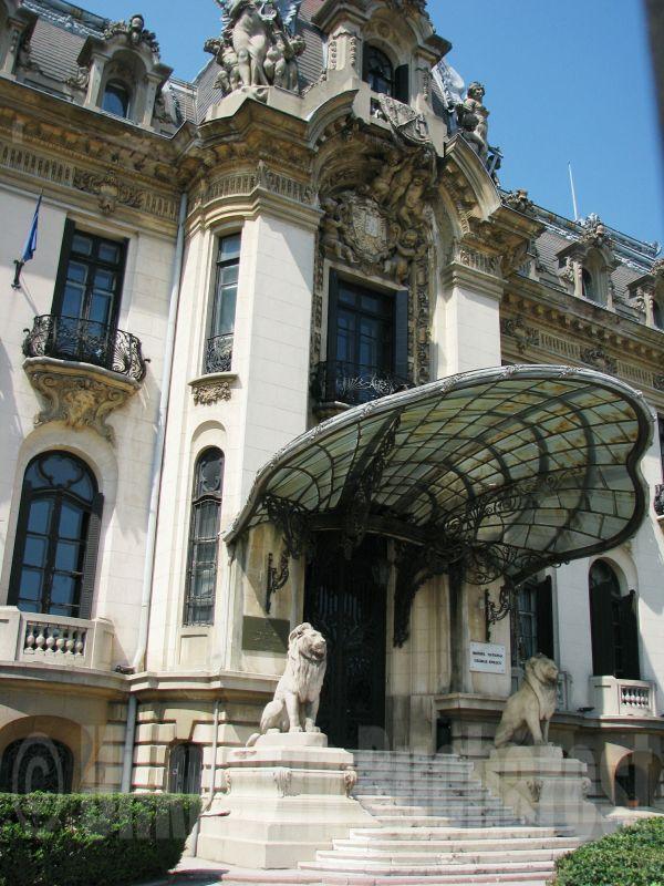 Cantacuzino Palace 1906 George Enescu National