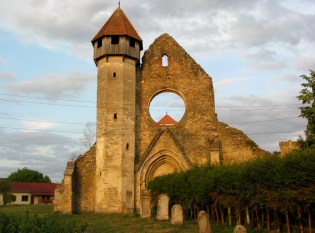 Cârța Cistercian Abbey, Transylvania