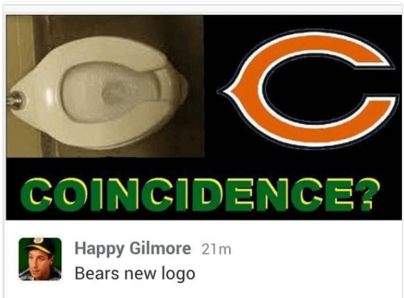 Fine Chicago Bears And The Lambeau Bleep Unknown Buddhist Ocoug Best Dining Table And Chair Ideas Images Ocougorg