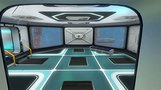 Habitat Update Released  Subnautica