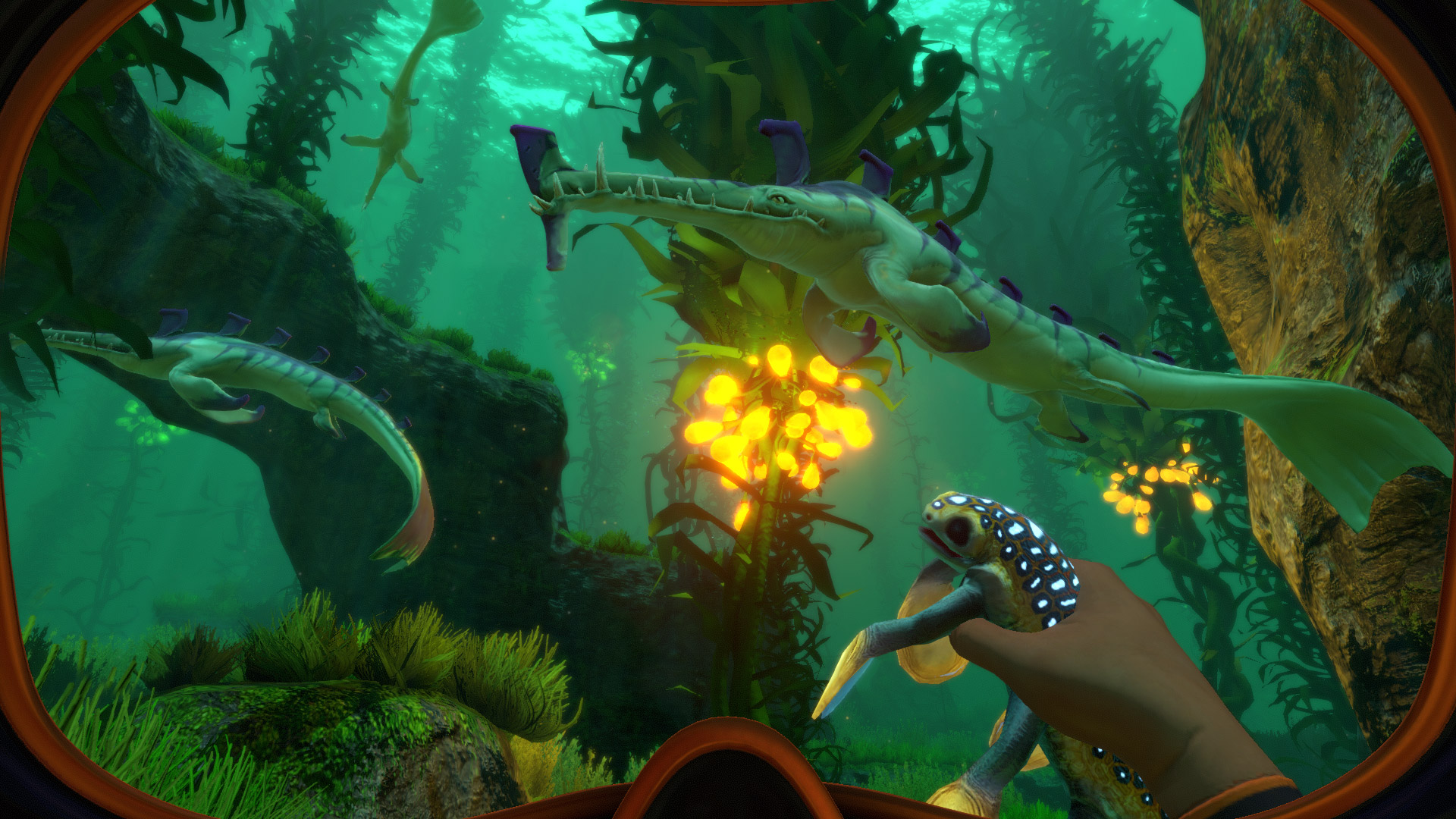 subnautica an underwater exploration