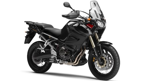Testobjekt für das erste Quartal 2011. Bild: Yamaha Motor Deutschland