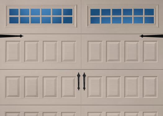 Amarr's Hillcrest Garage Door Collection