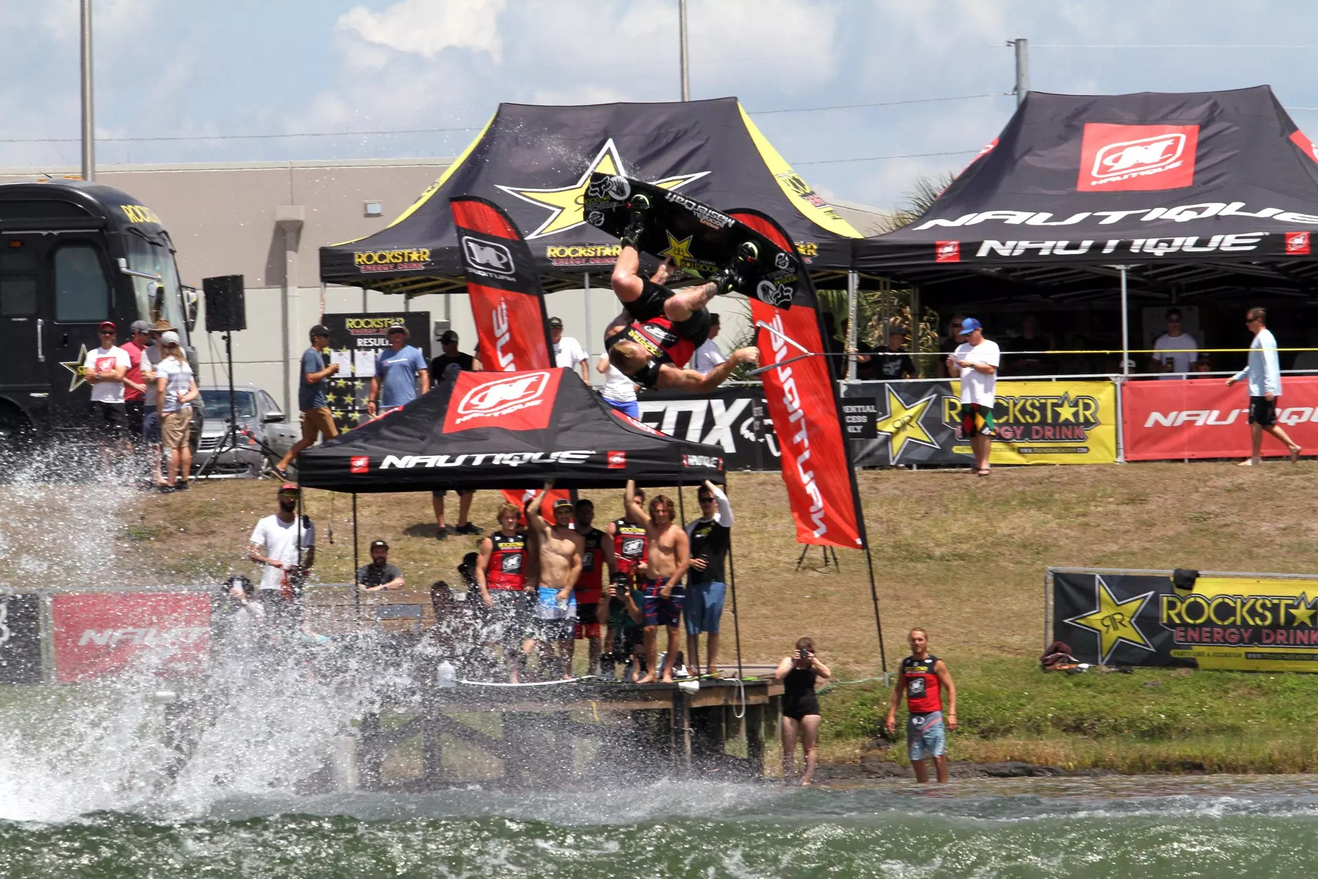 Nautique Wake Open 2016 Rusty Malinoski