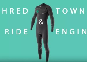 ShredTown crew approved new Ride Engine Wetsuit