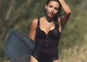 girls wakeboarding