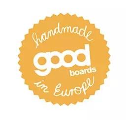 Goodboards logo