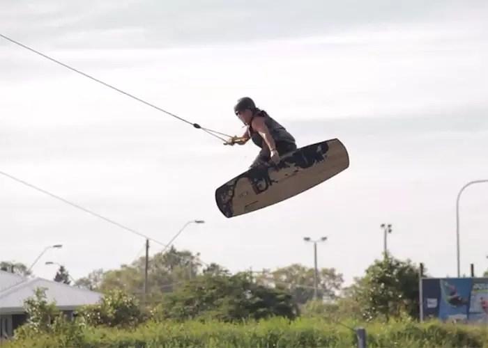 Max Brotherton at Gowake Cable Park