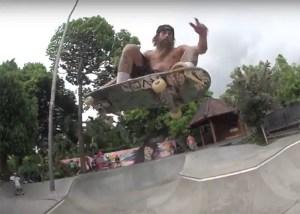 Greyson Fletcher in Bali