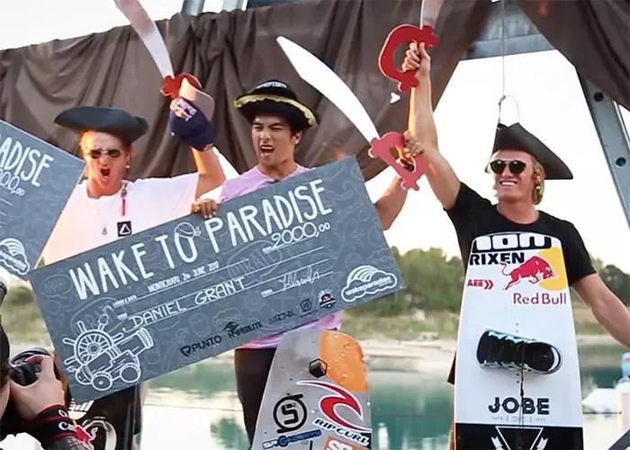 WAKE TO PARADISE 2017