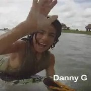 Daniel on KIMTV ,  Tao 10 years riding ...