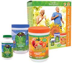 2.0 Healthy Body Start Pak