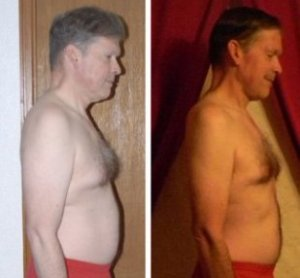 phil. lost 21 lbs in 23 days