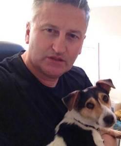 MO with dog