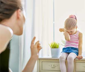 fear of disappointing others begins in childhood