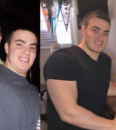 before and after jim medicine