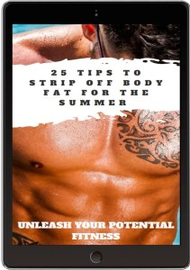 25 fat loss tips ebook pic