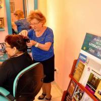 Literatura al pelo, una iniciativa con todo el glamour