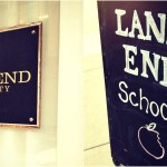 Where I Partied While at BlogHer- Lands End' University Edition