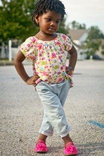 Addison pose