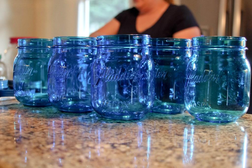 Aladdin Mason Jar Collection