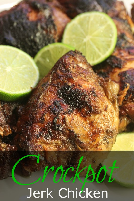 crockpot jerk chicken