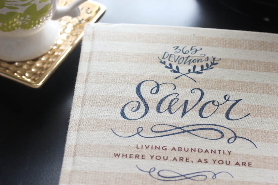 Savor by Shauna Niequist