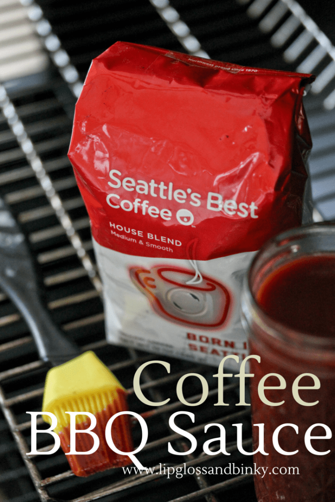 Seattle's Best Coffee BBQ Sauce