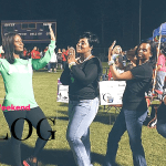 Weekend Vlog – Relay for Life. Selfie Stick. MomME time