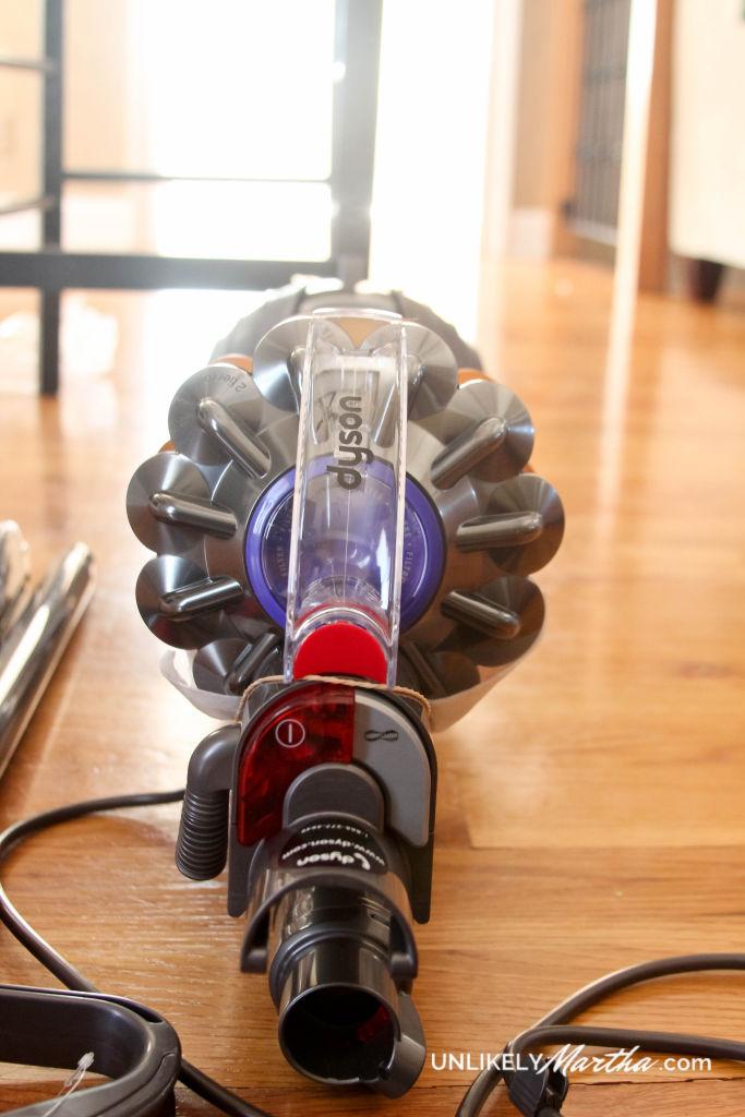 dyson small ball vacuum