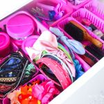 Dollar Tree Hair Accessory Organization