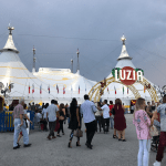 Date Night at Cirque du Soleil Luzia