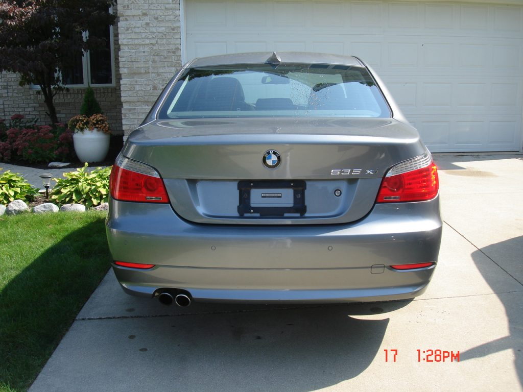 hight resolution of  2008 bmw 535 xi awd navigation 006