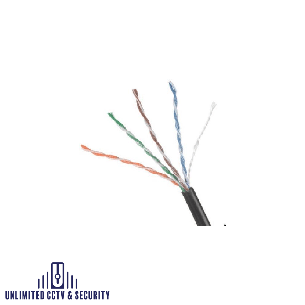 medium resolution of 305m cat5 duct grade utp cable great for out door use