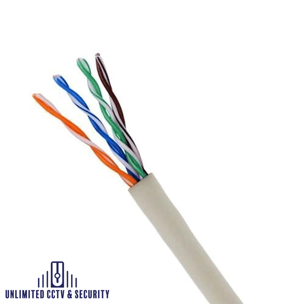 medium resolution of 305m gray internal cat5 utp cable great for indoor use