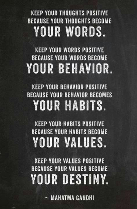 Gandhi Inspriational Quote