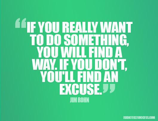 Jim Rohn Inspirational Quote
