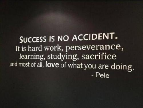 Pele Inspirational Quote